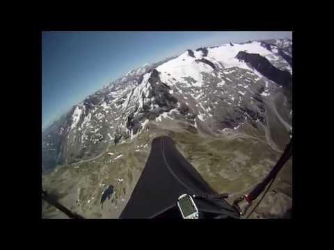 Video Medelsergletscher HD1MP4