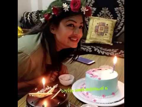 Samiksha celebrate Birthday with friends