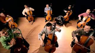 Steven Sharp Nelson - The Cello Song - bach is back