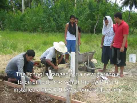 Tonga Renewable Energies Project -- November 2009 (Auckland and Canterbury)