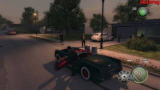 Mafia 2 - Joe's Adventures - Side Mission #3 - Limo Movin' [Hard Difficulty]