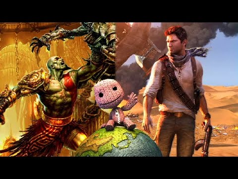 Top 10 Playstation 3 Exclusives