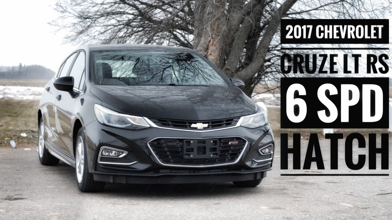 2017 Chevy Cruze Lt Rs Hatch Back January Special Pye Chevrolet