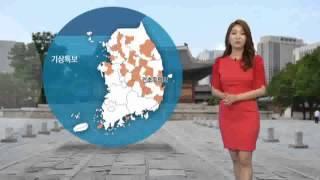오늘(일) 초여름 더위…자외선 강해요! (2015-05-10) / YTN 웨더