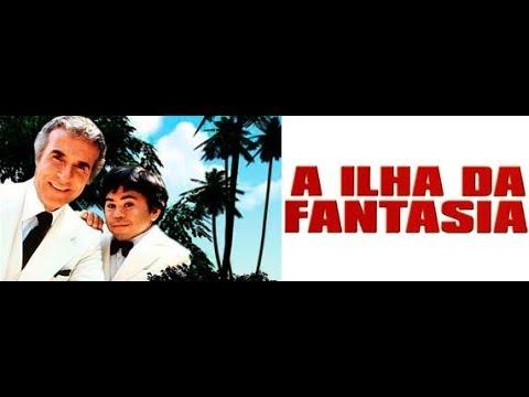 bea1520a7 A Ilha da Fantasia  Episódio 1 Filme Antigo Original Dublado Português  Clássico Anos 80 Roarke