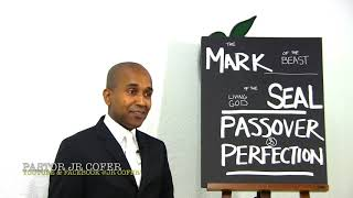 THE MARK THE SEAL THE PASSOVER AND PERFECTION