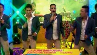 LA PURA SABROSURA - Concierto Top Uno (parte 2) - WWW.VIENDOESLACOSA.COM - Cumbia 2015