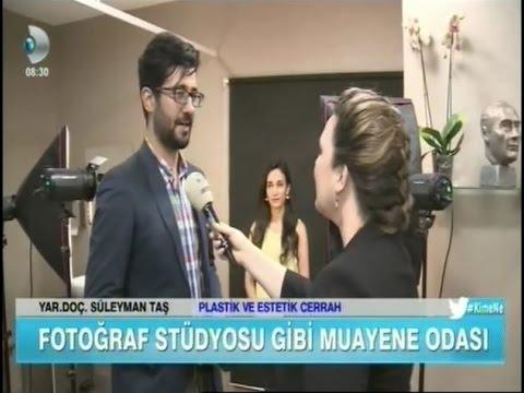 Kanal D Haber 31.05.2016 | Doç. Dr. Süleyman TAŞ