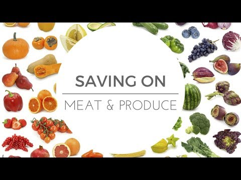 Saving on Meat & Produce (+ Live Q&A)