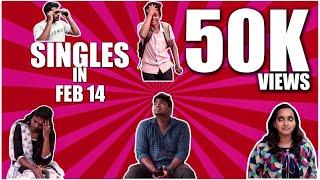 SINGLE'S IN FEB 14 | AVIYAL | VALENTINE'S DAY SPL | SUBASH KANNAN