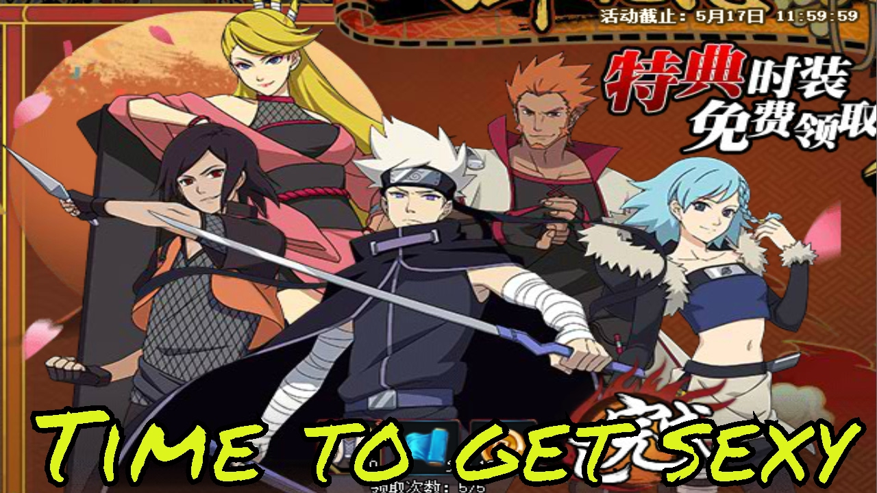 Naruto Online CN Got My New Outfit YouTube