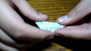 Origami Dove (easy Bird)