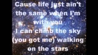 Group 1 Crew - Walking on the Stars (Lyrics)