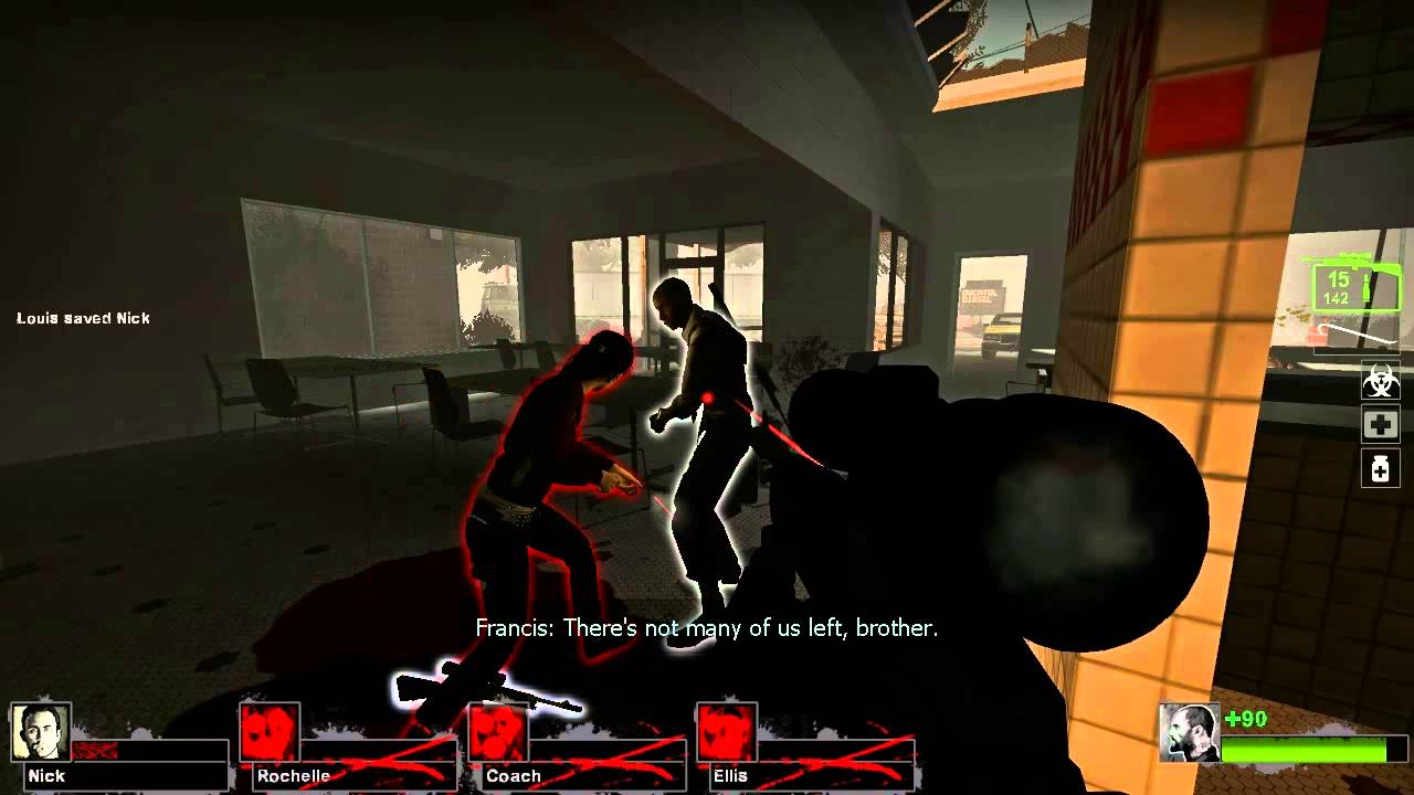Left 4 Dead 2 [L4D2] - Bots can use Grenades?!