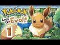 POKEMON LET'S GO EVOLI 🌏 #1: Dominas und Evolis Kanto-Reise in HD
