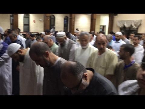 18th night of Ramadan - Qari Omar Saleh 6/12/2017