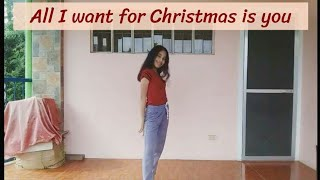 'All I want for Christmas is you' DANCE COVER / Soi Jang and SooYoung Choi Choreography