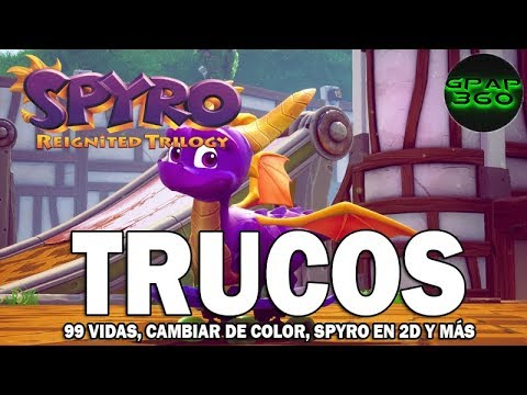 Spyro 3 Year Of The Dragon Guía De Logros Trofeos