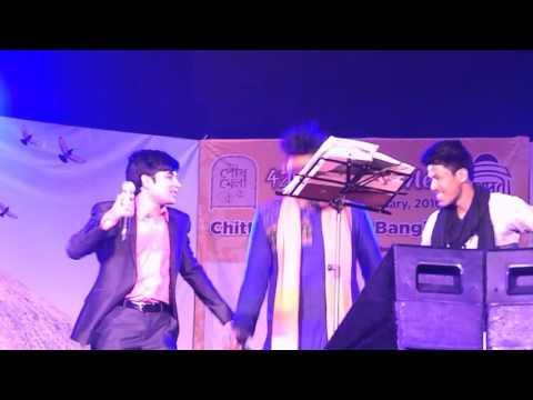 Sa Re Ga Ma Pa  Saumyo Live Performance in DELHI