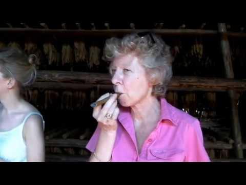 Cuba - Vinales Tobacco Farm 13 April 2015