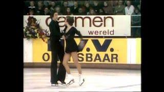 Ludmila Pakhomova & Alexander Gorshkov. Champions Tour. 1976