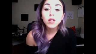 Justin Bieber - Hard to Face Reality Cover by vChenay Macbook Sesh