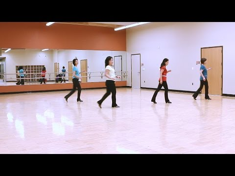 Grow Up!! - Line Dance (Dance & Teach)