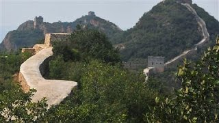 Great Wall of China Repairs Provoke Outrage