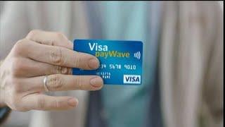 Реклама Visa payWave плати одним движением руки!(Смотрите рекламу и получайте за это деньги на PRSee.com., 2013-08-04T02:48:03.000Z)