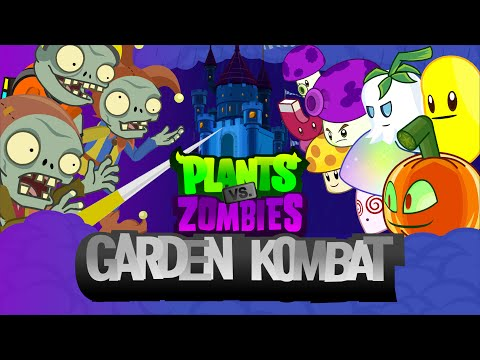 Thumbnail: Plants vs Zombies Animation Garden Kombat Chapter 1 Part 1