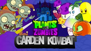 Plants vs Zombies Garden Kombat (Cancelled! Sorry but Cancelled)