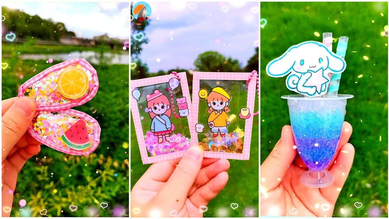 Diy Easy Crafts   Tiny Paper Crafts   Tiny Arts & Crafts   Do it Yourself   Cool Paper Crafts   #30