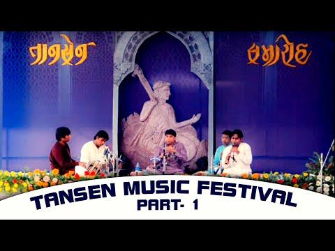 Lokesh Anand    Shehnai Player    Live part 1 Raga Nat Bhairav   Tansen Music Festival