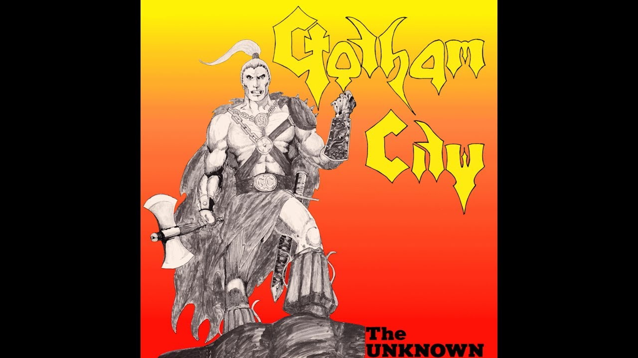 Gotham City (Swe) - Swords and Chains [HD]