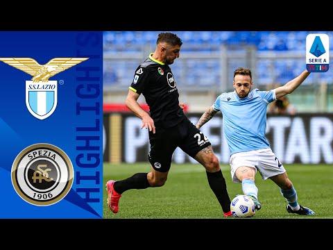 Lazio Spezia Goals And Highlights