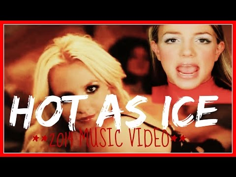 Britney Spears - Hot As Ice (2014 Music Video)