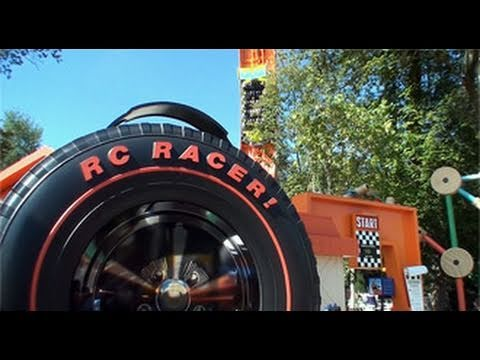 RC Racer - Disneyland Paris HD - Toy Story Playland