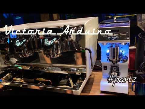 Review Mesin Kopi Victoria Arduino (white Eagle) #part2