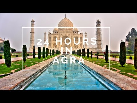 A day in Agra, India | Travel Video Montage