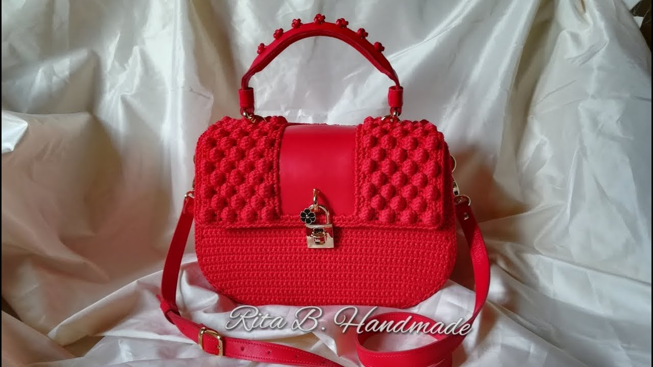 Wow Bag Borsa A Crochet Youtube
