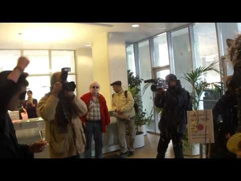 Fette Mieten Party SAGA-Geschäftsstelle, Altona, 17.10.2011