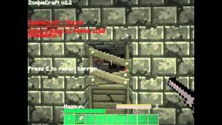 Minecraft: Mod Showcase: Zombiecraft (1.3.2)