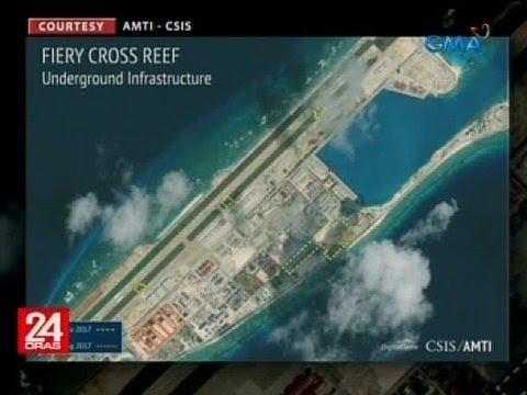 China, nagtayo ng Maritime Rescue Center sa Kagitingan Reef na inaangkin din ng Pilipinas