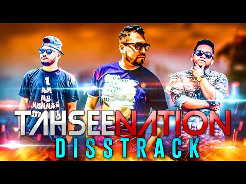 TahseeNation Roasted (Official Disstrack) - HTM Records
