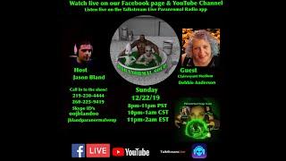 Paranormal Soup Ep 207 guest Debbie Anderson