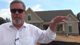 Ranch Style New Construction Floor Plan - Charlotte Nc