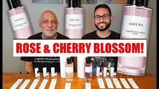 Christian Dior Sakura Perfume / Fragrance Review