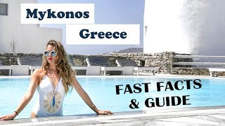 UNEDITED Mykonos, Greece - Travel Tip