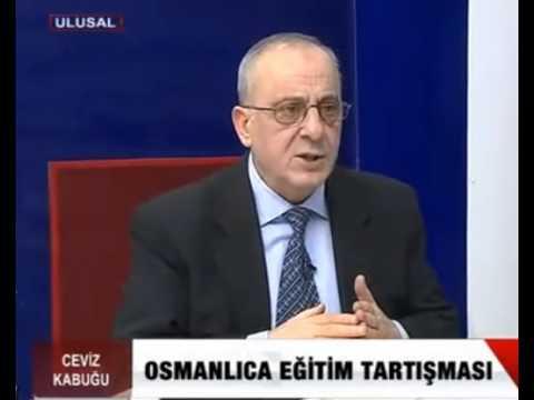Osmanlıca Ve Mısıroğluna Yanıt Cengiz özakıncı Youtube