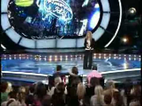 AMERICAN IDOL SEASON 4 - CARRIE UNDERWOOD - ALONE (with Judges Comments)